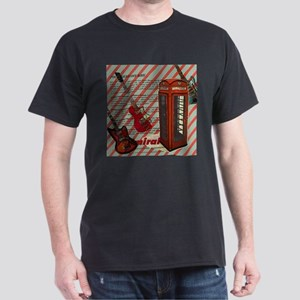 fashion london telephone guitar T-Shirt