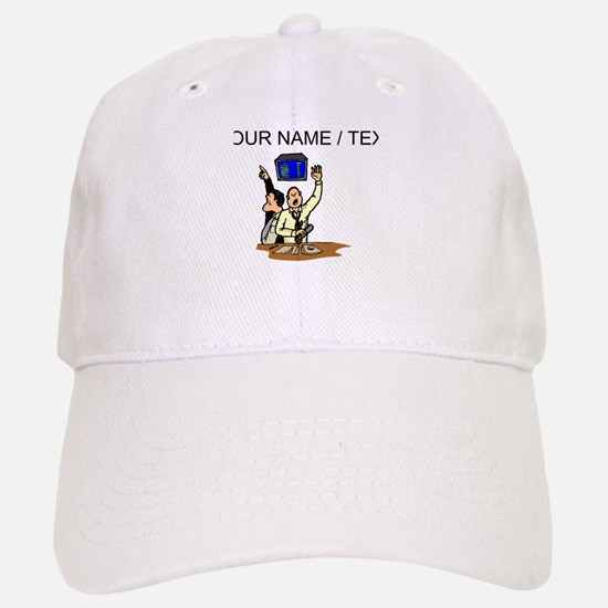 Stock Brokers (Custom) Baseball Baseball Baseball Cap