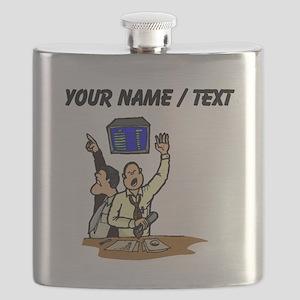 Stock Brokers (Custom) Flask