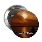 "Sunset In Paradise 2.25"" Button (10 Pack)"