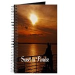 Sunset In Paradise Journal