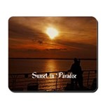 Sunset In Paradise Mousepad