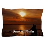 Sunset in Paradise Pillow Case