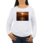 Sunset in Paradise Women's Long Sleeve T-Shirt