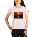 Sunset in Paradise Performance Dry T-Shirt