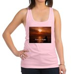 Sunset in Paradise Racerback Tank Top