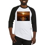 Sunset in Paradise Baseball Jersey