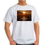 Sunset in Paradise Light T-Shirt