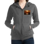 Sunset in Paradise Women's Zip Hoodie