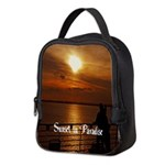 Sunset in Paradise Neoprene Lunch Bag