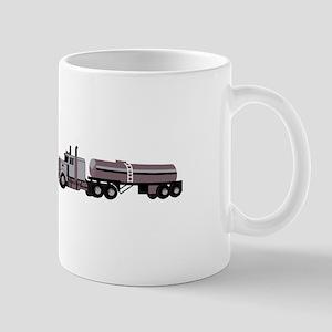 SEMI W/ TANKER Mugs
