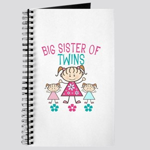 Big Sister Of Twins Journal