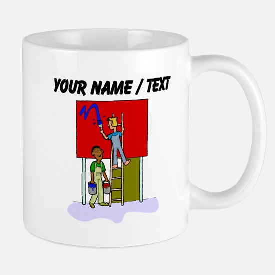 Sign Painters (Custom) Mugs