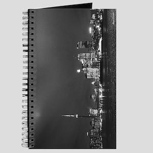 """Toronto Skyline at Night"" - Journal"