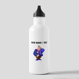 Security Guard (Custom) Water Bottle