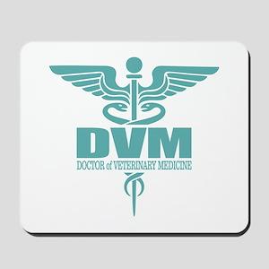 Caduceus DVM Mousepad