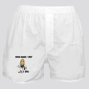 Scientist (Custom) Boxer Shorts