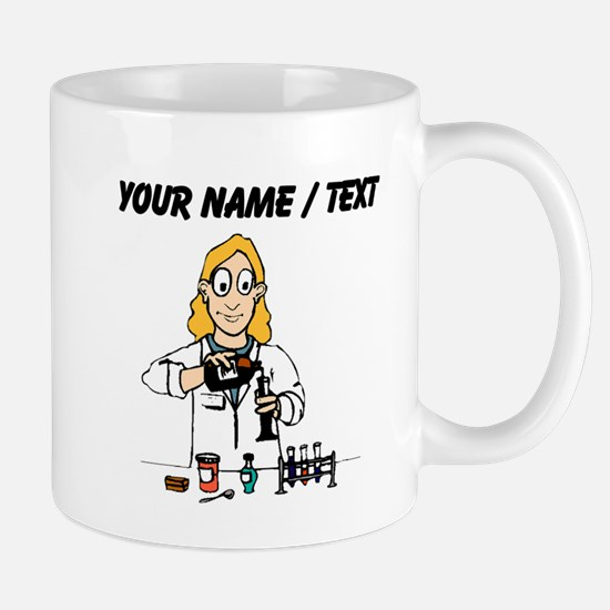 Scientist (Custom) Mugs