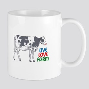 Live Love Farm Mugs