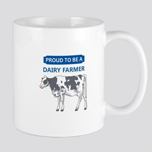 Proud Diary Farmer Mugs