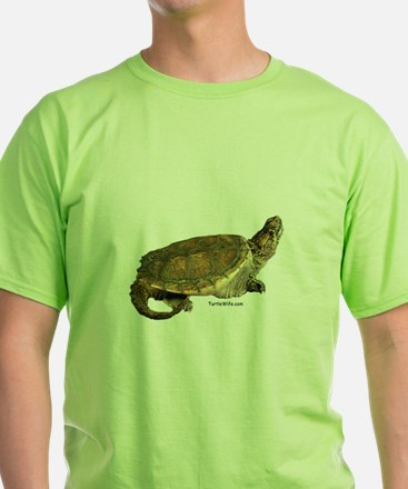 Snazzy Snapper Ash Grey T-Shirt