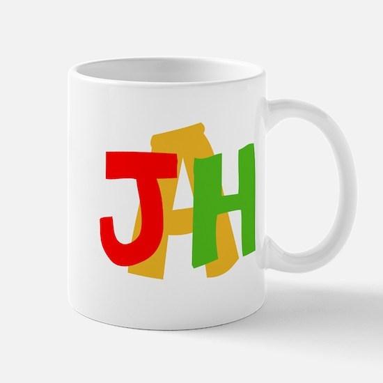 JAH! Mugs