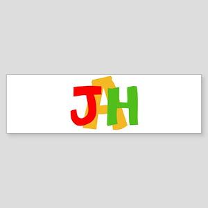JAH! Bumper Sticker