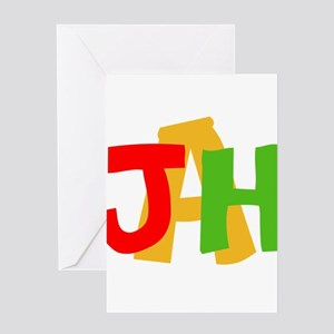 JAH! Greeting Cards