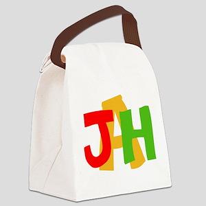 JAH! Canvas Lunch Bag