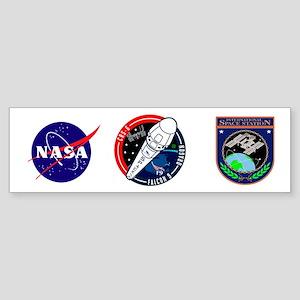 CRS-6 Logo Sticker (Bumper)