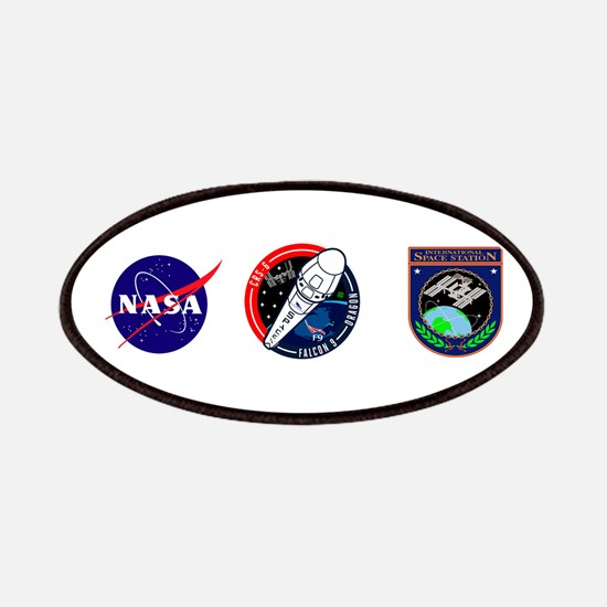 CRS-6 Logo Patch