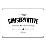 Proud Conservative American Banner