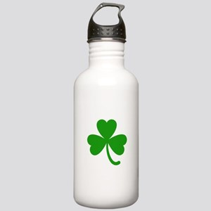 3 Leaf Kelly Green Sha Stainless Water Bottle 1.0L