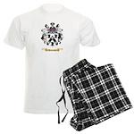 Jacqueau Men's Light Pajamas