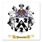 Jacqueau Square Car Magnet 3