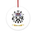 Jacqueau Ornament (Round)