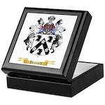 Jacquard Keepsake Box