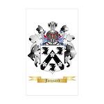 Jacquard Sticker (Rectangle 50 pk)