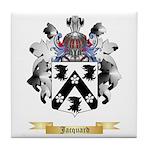 Jacquard Tile Coaster