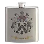 Jacquard Flask