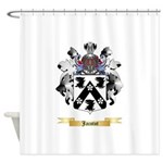 Jacotot Shower Curtain