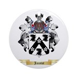 Jacotot Ornament (Round)