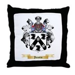 Jacotin Throw Pillow