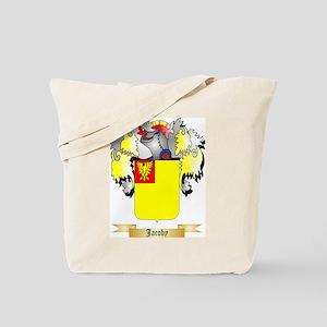 Jacoby Tote Bag
