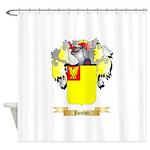 Jacobsz Shower Curtain