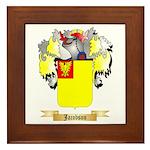 Jacobson Framed Tile
