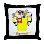 Jacobsen Throw Pillow