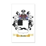 Jacobs 2 35x21 Wall Decal