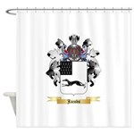 Jacobs 2 Shower Curtain