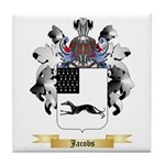 Jacobs 2 Tile Coaster